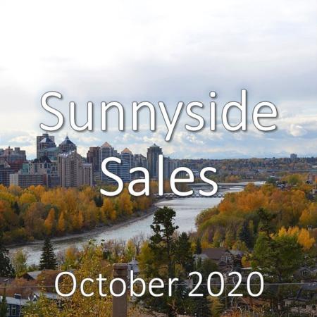 Sunnyside Housing Market Update October 2020