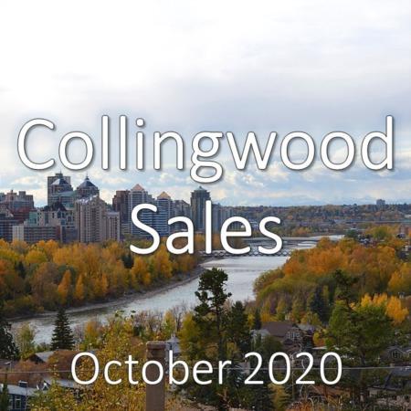 Collingwood Housing Market Update October 2020