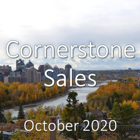 Cornerstone Housing Market Update October 2020