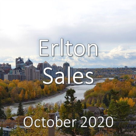 Erlton Housing Market Update October 2020