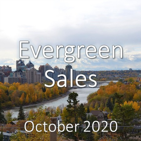 Evergreen Housing Market Update October 2020