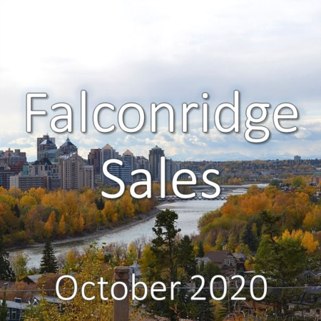 Falconridge Housing Market Update October 2020