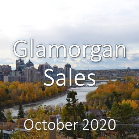 Glamorgan Housing Market Update October 2020