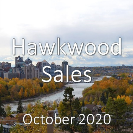 Hawkwood Housing Market Update October 2020