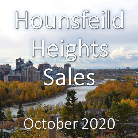 Hounsfield Heights/Briar Hill Housing Market Update October 2020