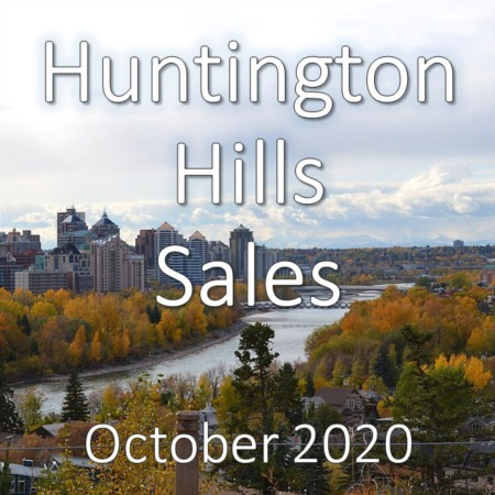 Huntington Hills Housing Market Update October 2020