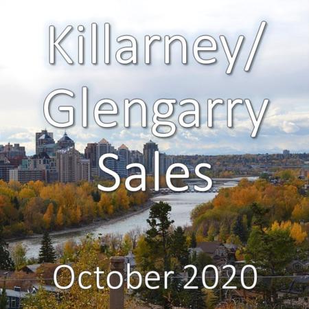 Killarney/Glengarry Housing Market Update October 2020