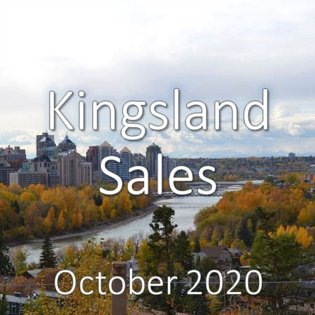 Kingsland Housing Market Update October 2020