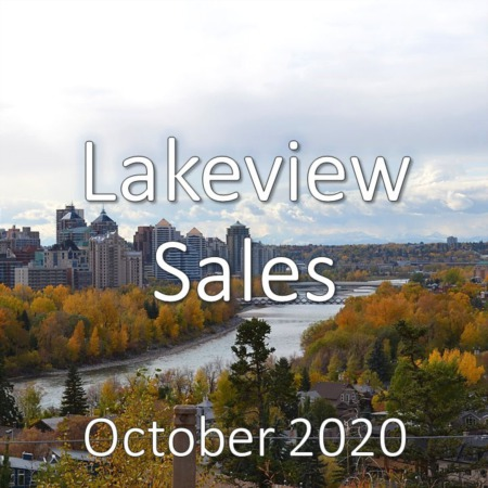 Lakeview Housing Market Update October 2020