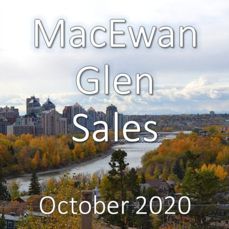 MacEwan Glen Housing Market Update October 2020