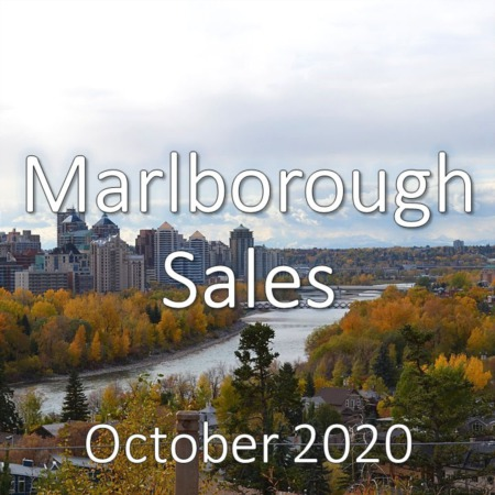 Marlborough Housing Market Update October 2020