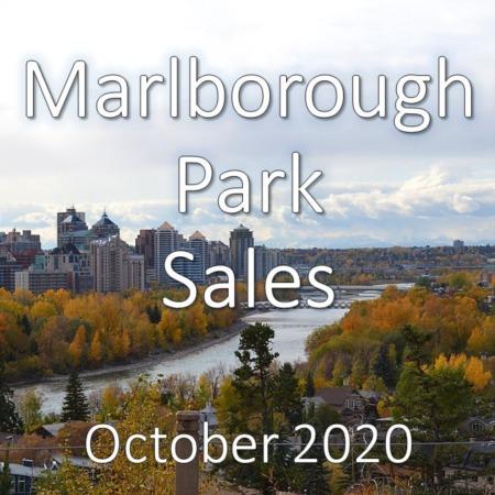 Marlborough Park Housing Market Update October 2020