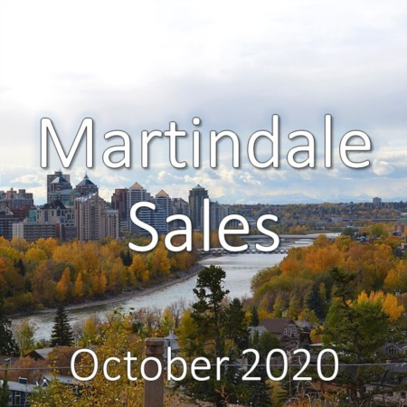 Martindale Housing Market Update October 2020