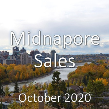 Midnapore Housing Market Update October 2020