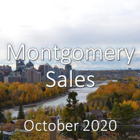 Montgomery Housing Market Update October 2020