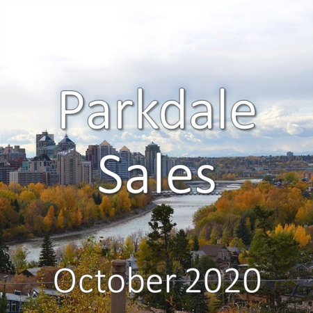 Parkdale Housing Market Update October 2020