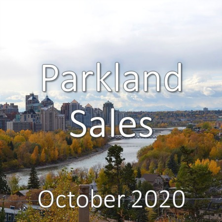 Parkland Housing Market Update October 2020