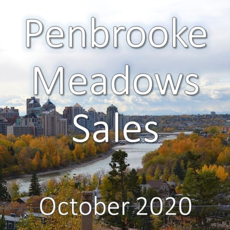 Penbrooke Meadows Housing Market Update October 2020