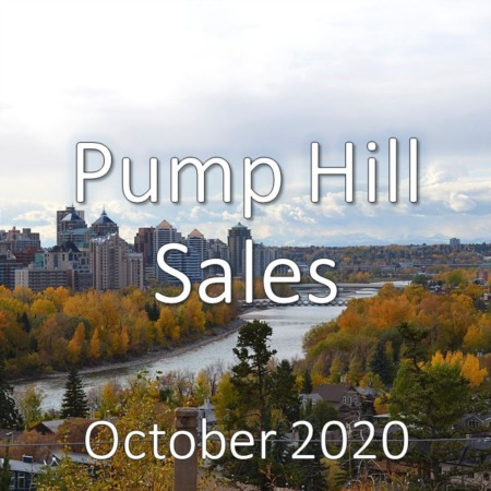Pump Hill Housing Market Update October 2020