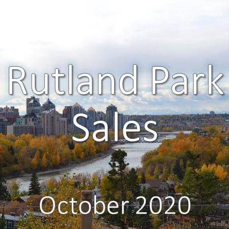 Rutland Park Housing Market Update October 2020