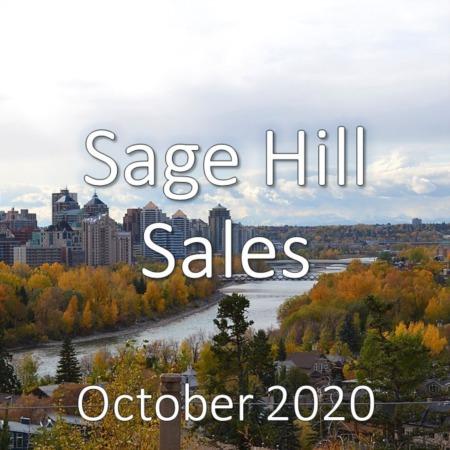 Sage Hill Housing Market Update October 2020
