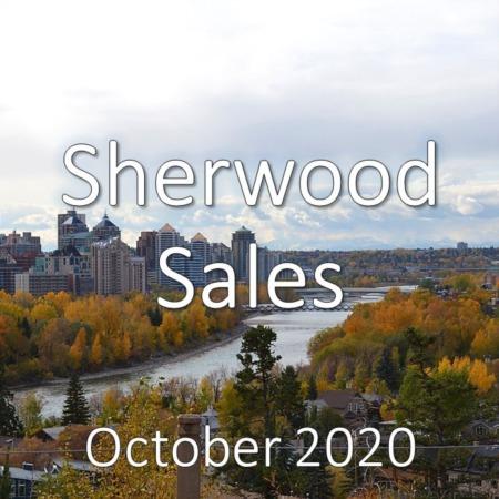 Sherwood Housing Market Update October 2020