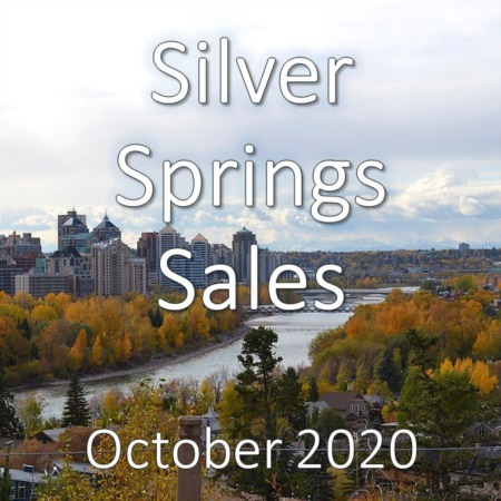 Silver Springs Housing Market Update October 2020
