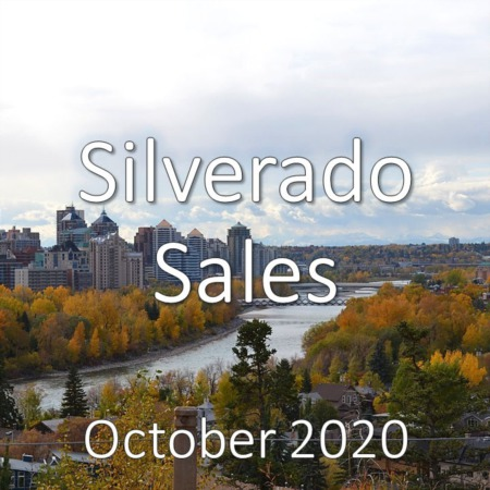 Silverado Housing Market Update October 2020