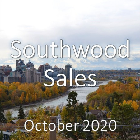 Southwood Housing Market Update October 2020