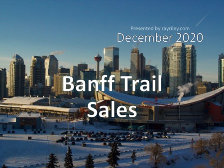 Banff Trail Housing Market Update December 2020