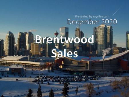 Brentwood Housing Market Update December 2020