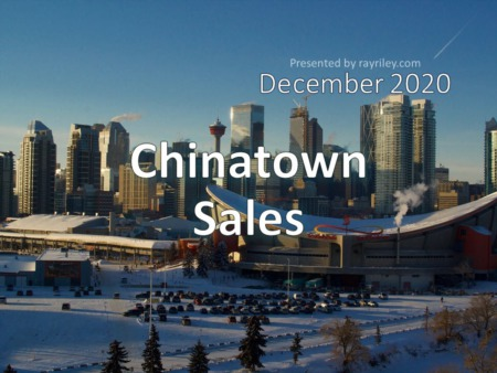 Chinatown Housing Market Update December 2020