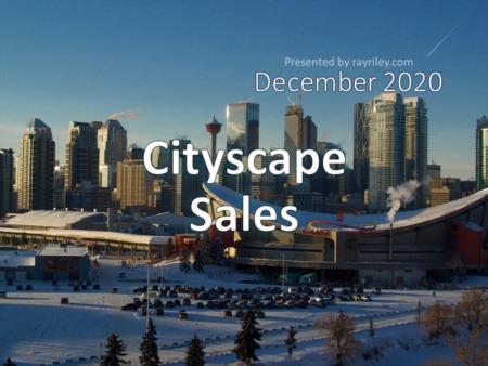 Cityscape Housing Market Update December 2020