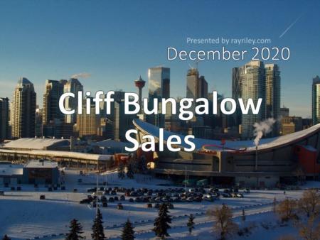 Cliff Bungalow Housing Market Update December 2020