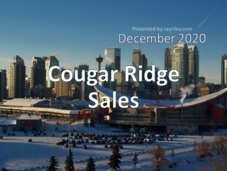 Cougar Ridge Housing Market Update December 2020