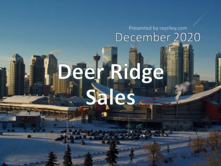 Deer Ridge Housing Market Update December 2020