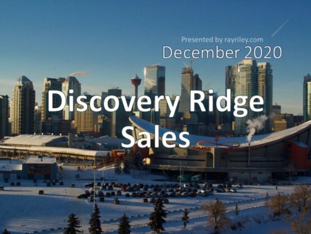Discovery Ridge Housing Market Update December 2020