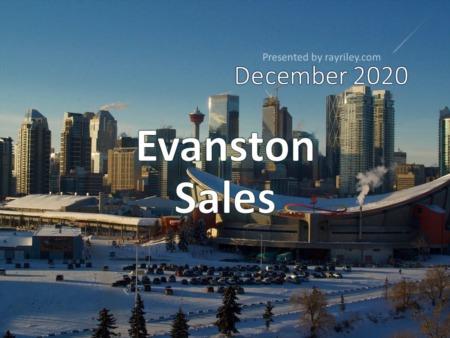 Evanston Housing Market Update December 2020
