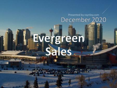 Evergreen Housing Market Update December 2020