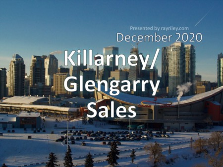 Killarney/Glengarry Housing Market Update December 2020