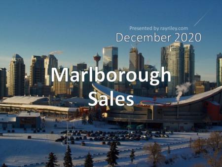 Marlborough Housing Market Update December 2020