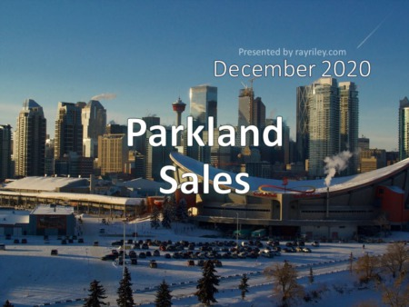 Parkland Housing Market Update December 2020