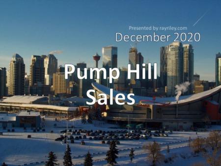 Pump Hill Housing Market Update December 2020