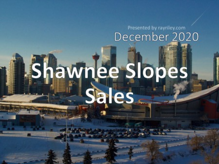 Shawnee Slopes Housing Market Update December 2020