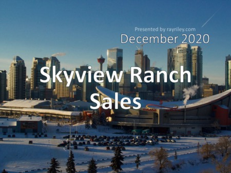 Skyview Ranch Housing Market Update December 2020