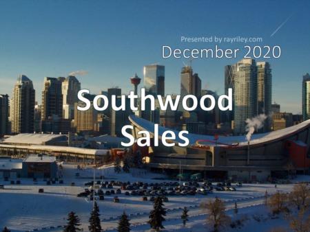 Southwood Housing Market Update December 2020
