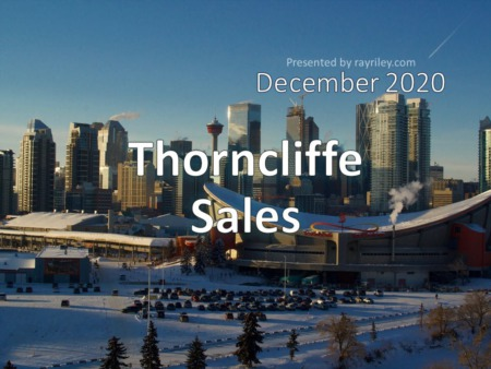 Thorncliffe Housing Market Update December 2020