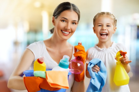 Easy Tips and Tricks to Get Your Home REALLY Clean