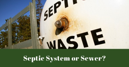 What's the Difference Between Septic and Sewer?