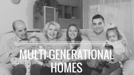 How to Search for and Buy a Multi-Generational Home